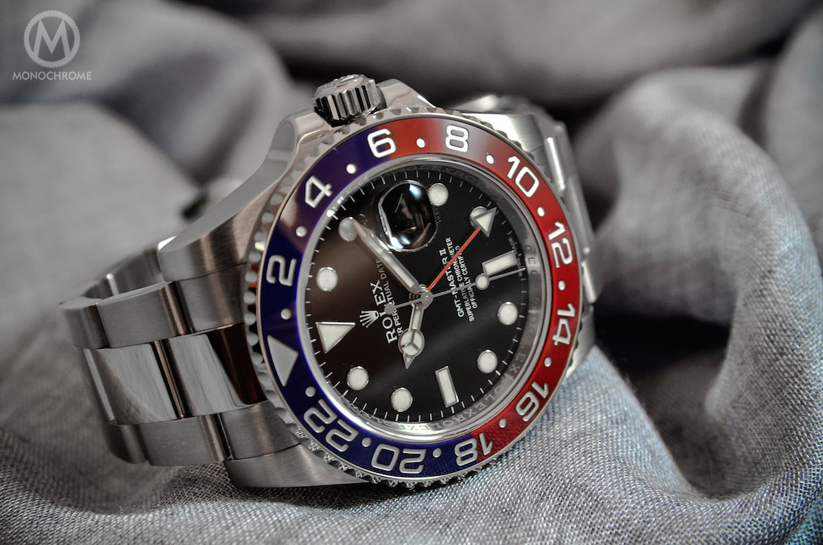 Introducing The Rolex Gmt Master Ii Pepsi Ref 116719blro