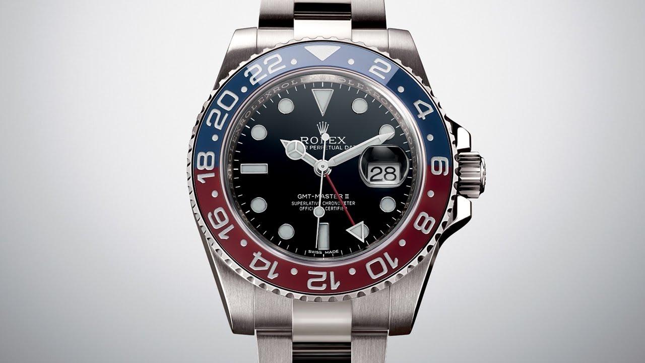 Introducing the Rolex GMT-Master II Pepsi ref. 116719BLRO - Monochrome  Watches