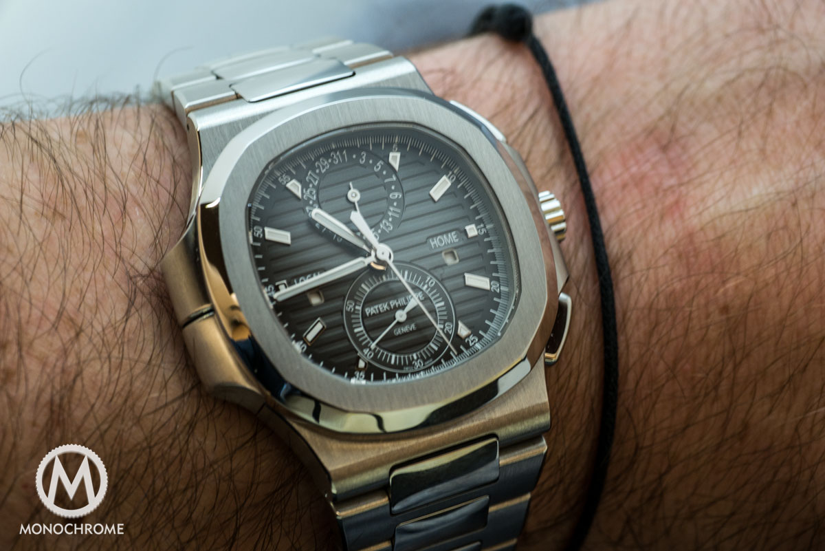 Patek Philippe ref.5990/1A - wrist