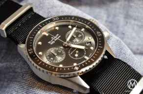 Hands-On with the Blancpain Bathyscaphe Chronograph Flyback