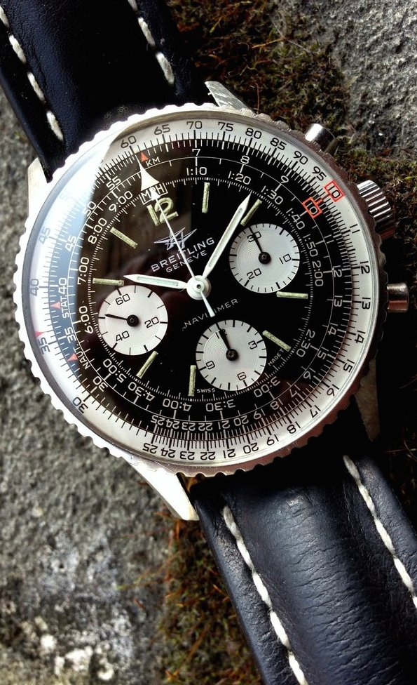 Introducing the Breitling Navitimer 01 in 46mm and Navitimer 1461 in 48mm (LIVE photos & pricing)