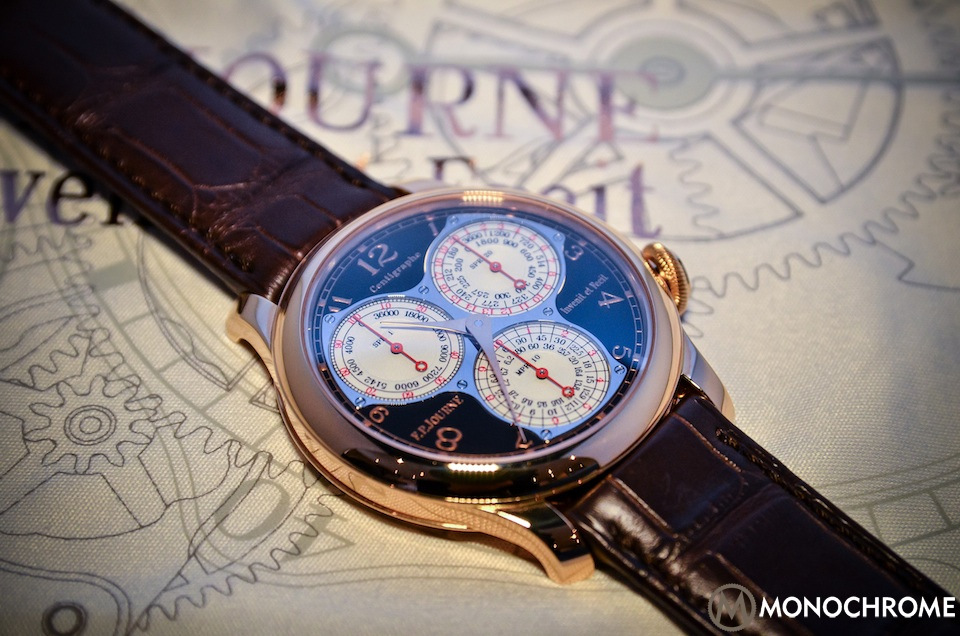 FP Journe Centigraph Boutique Edition - 2