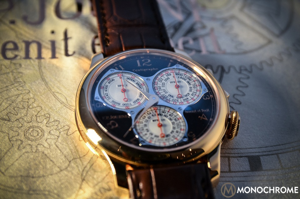 FP Journe Centigraph Boutique Edition - 3