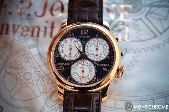 Hands-on with the F.P. Journe Centigraphe Souverain Boutique Edition