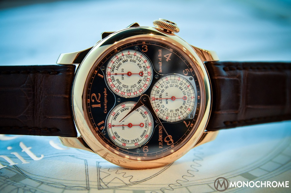 FP Journe Centigraph Boutique Edition - 7