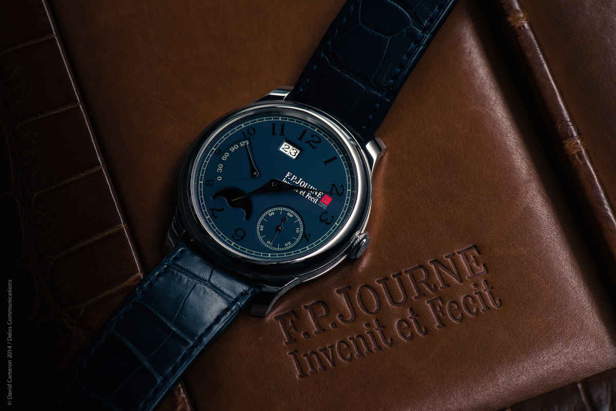 Weekly watch photo f p journe special edition for france china 50th anniversary monochrome for Watches of france