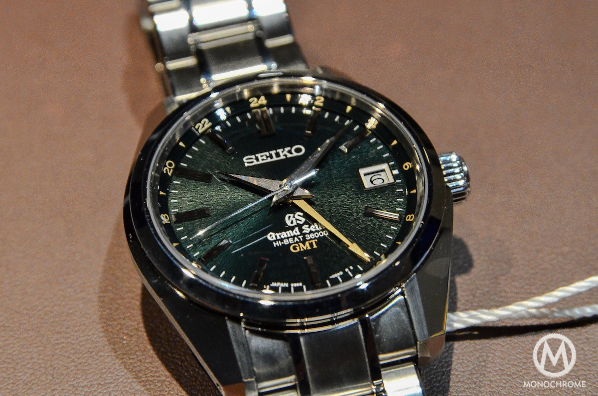 Grand Seiko GMT Hi-Beat