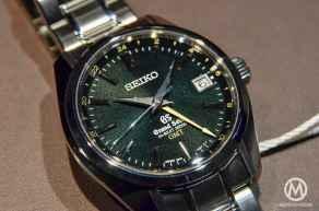 Grand Seiko GMT Hi-Beat