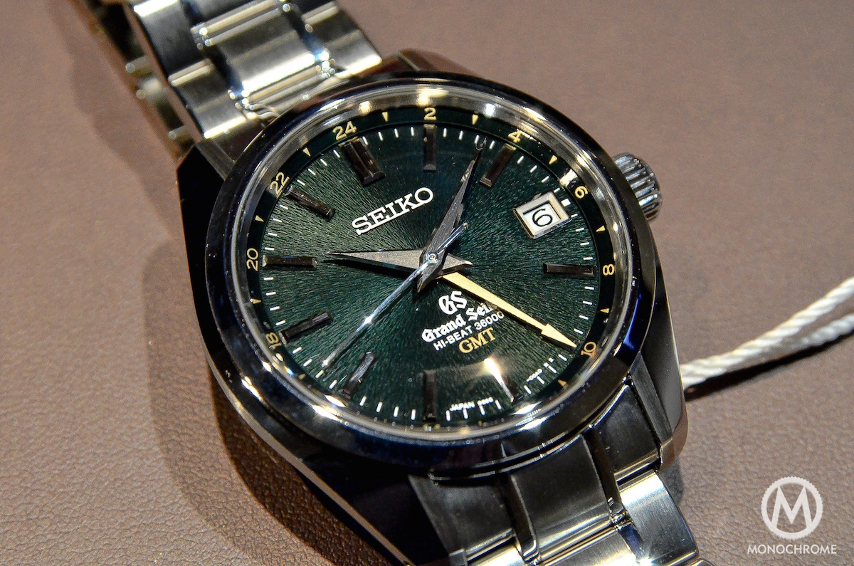 Introducing the Grand Seiko Hi-Beat 36000 GMT (Photos, Specifications and Price)