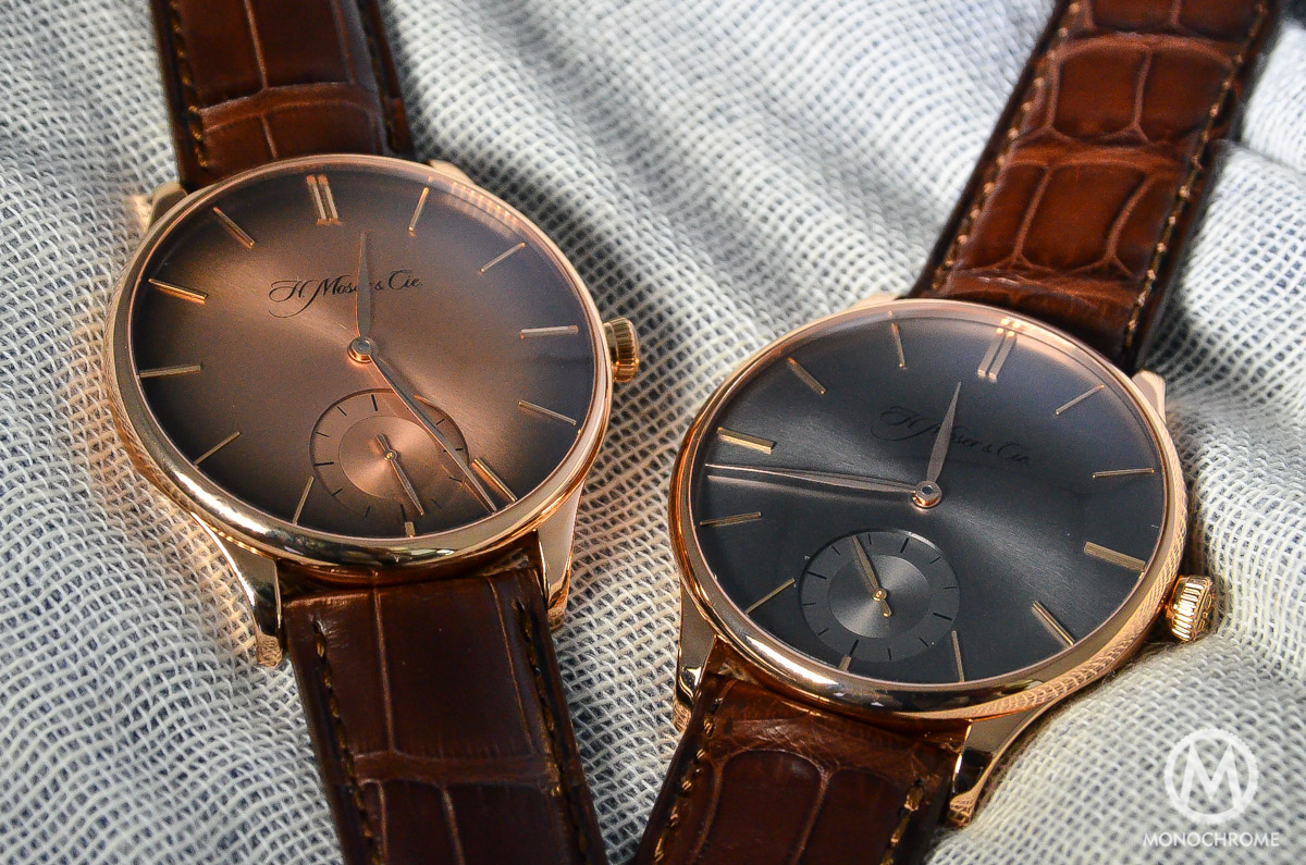 Hands-on with the H. Moser & Cie Venturer Small Second