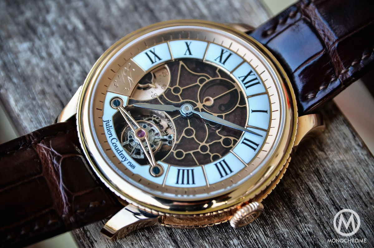 Weekly Watch Photo: Julien Coudray Competentia 1515