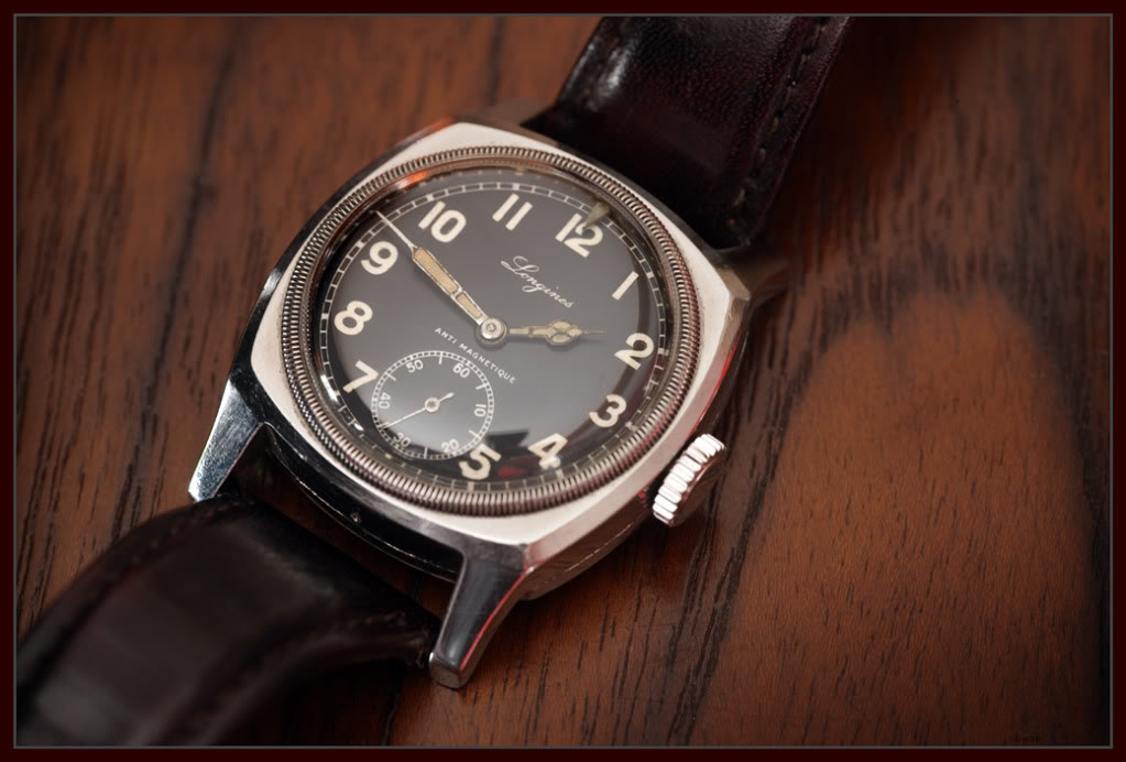 Longines Heritage 1935, both the Historic Czech Pilot Watch and the New Version Explained