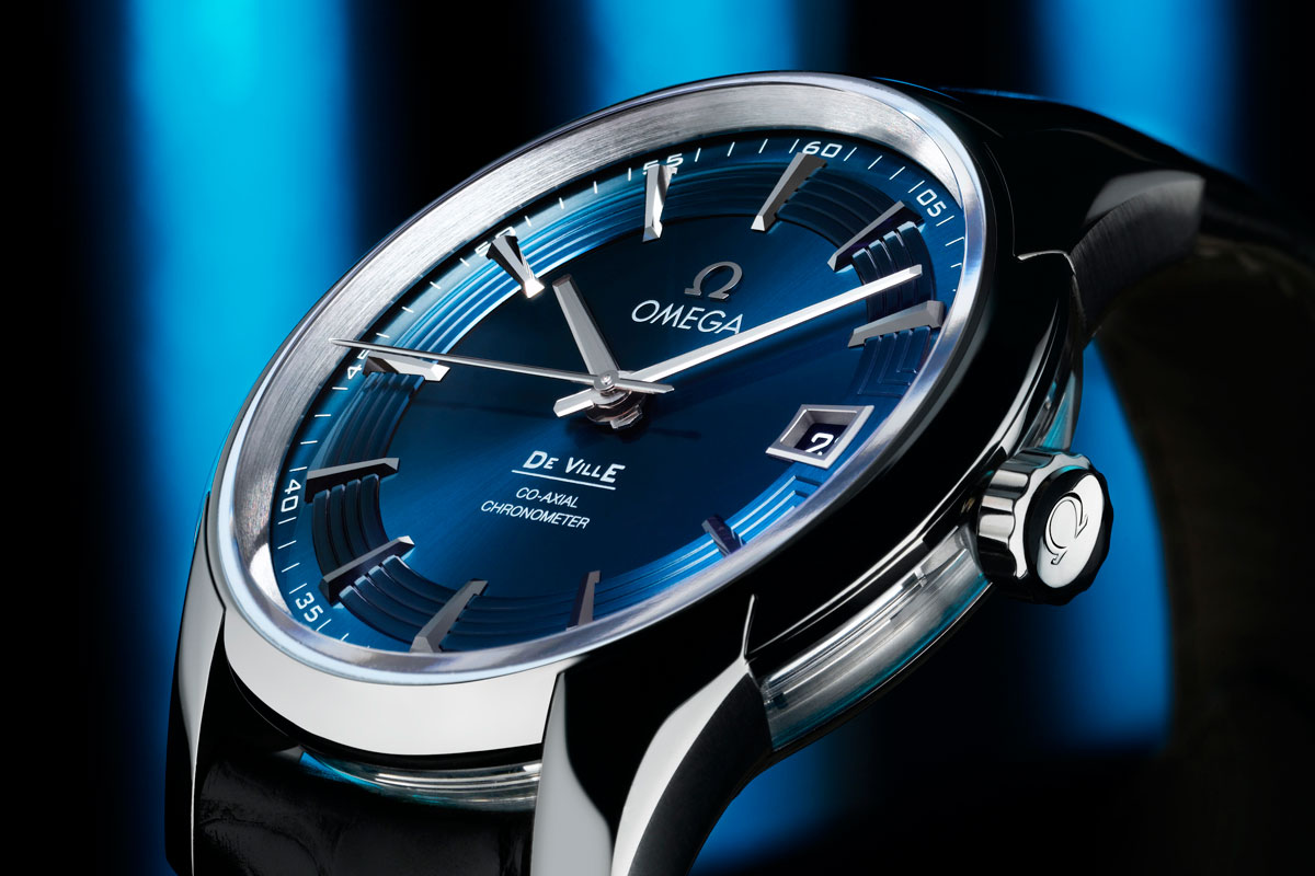 omega deville co-axial 41mm price