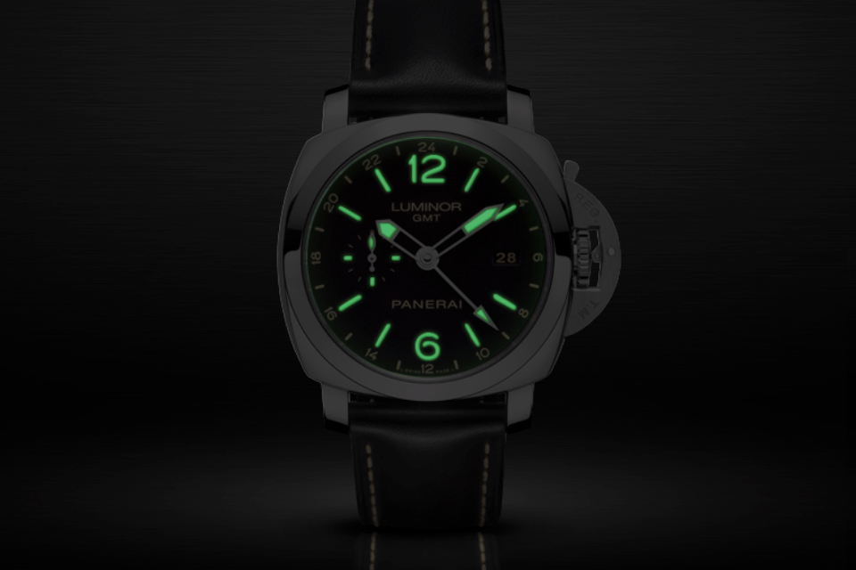 Introducing the Panerai Luminor 1950 3 days GMT 24h – PAM00531