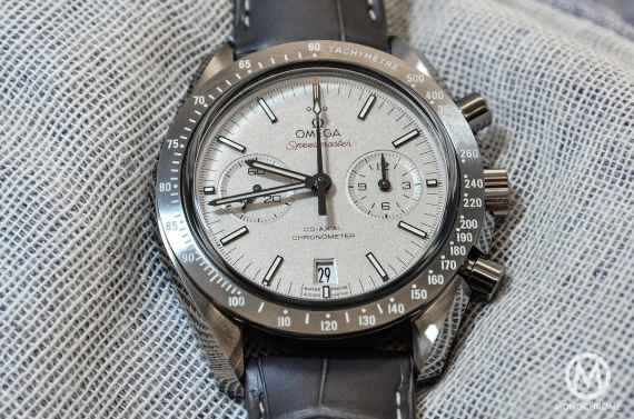 omega speedmaster dark side of the moon lunar dust - 1