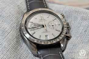 Hands On With The Omega Speedmaster Lunar Dust