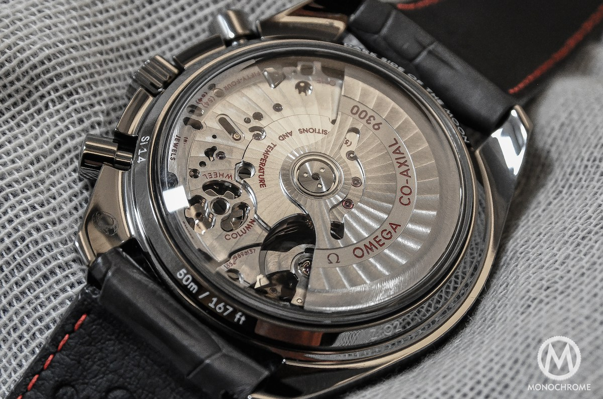 Omega Replica Speedmaster movement