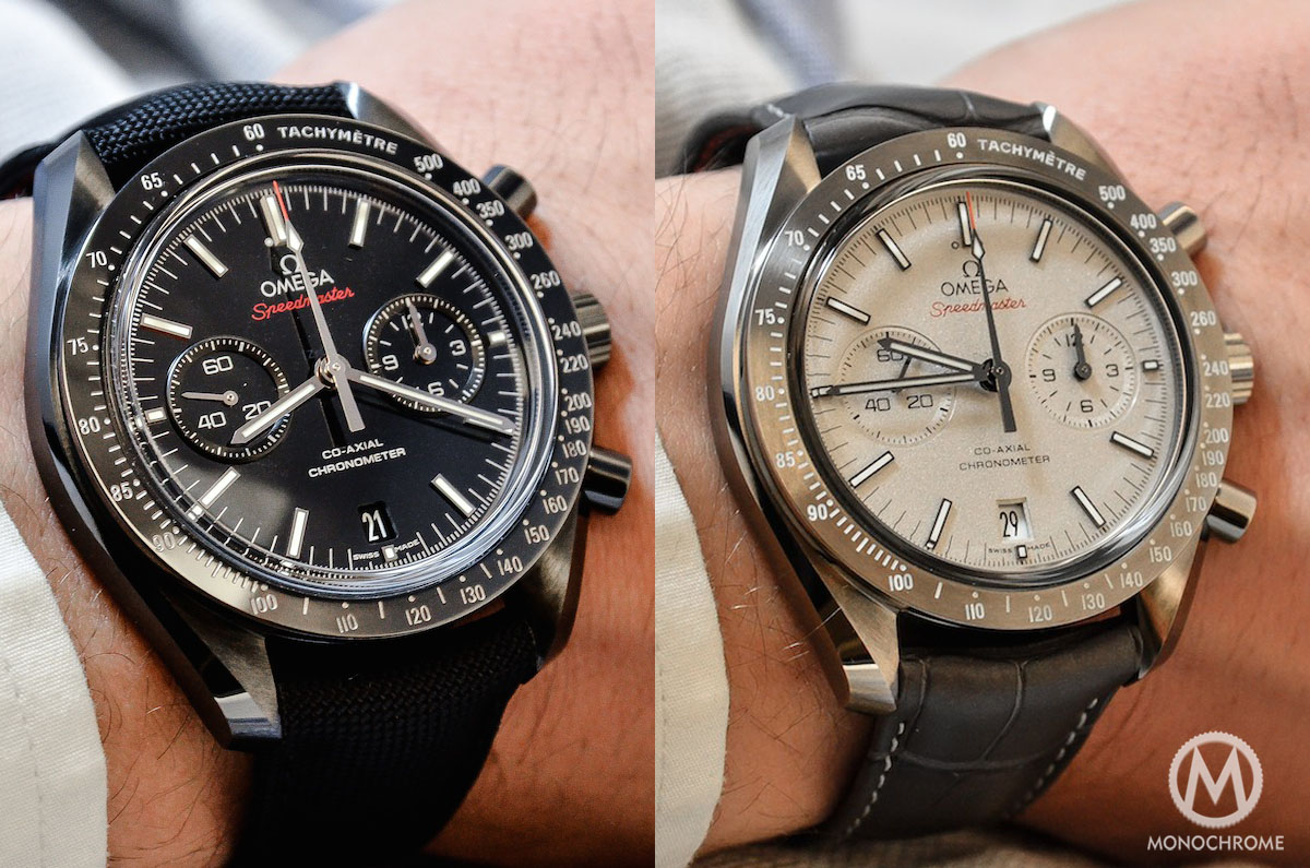 omega speedmaster dark side of the moon lunar dust - 9