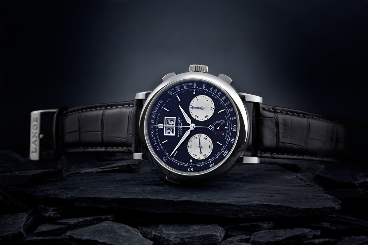 Weekly Watch Photo: A. Lange & Söhne Datograph Up-Down