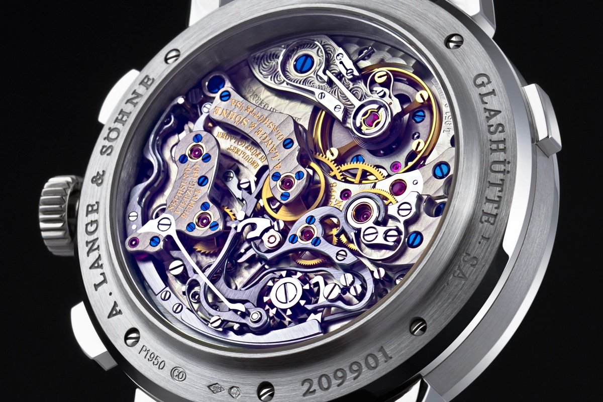 Weekly Watch Photo: Lange & Söhne Datograph Up-Down ...