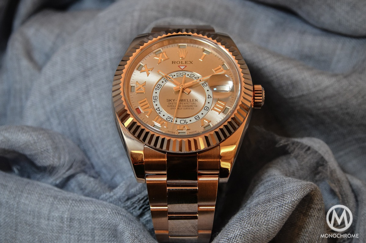 Rolex Sky-Dweller 2014 new Collection (live photos & price)