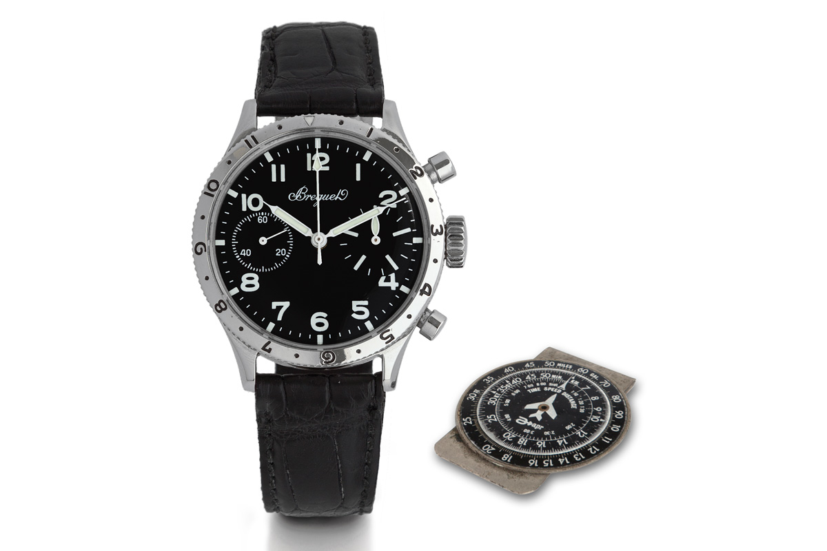 The Auction Hammer: 4 Vintage Chronographs – Breguet Type 20 and Longines Calibre 13ZN