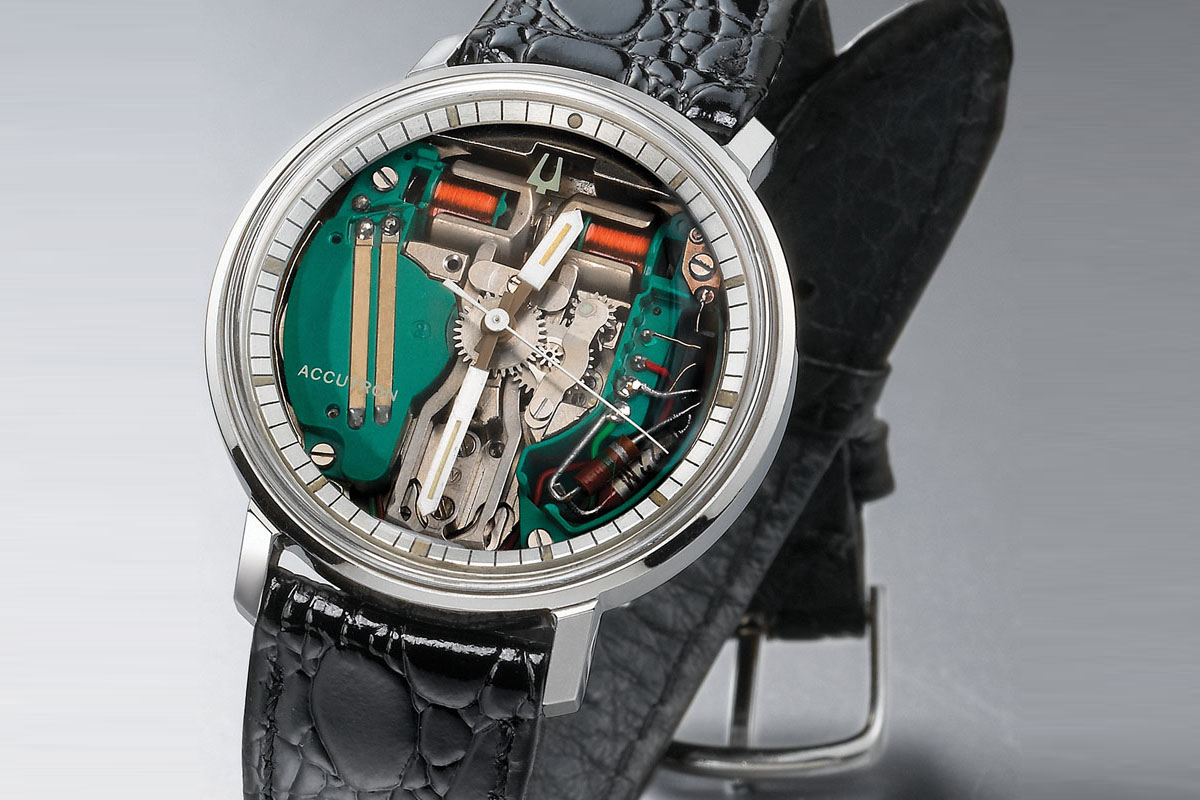WatchTime Wednesday: the history of Tuning Fork Watches