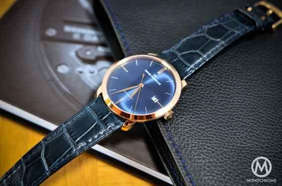 Girard Perregaux 1966 blue dial - 14