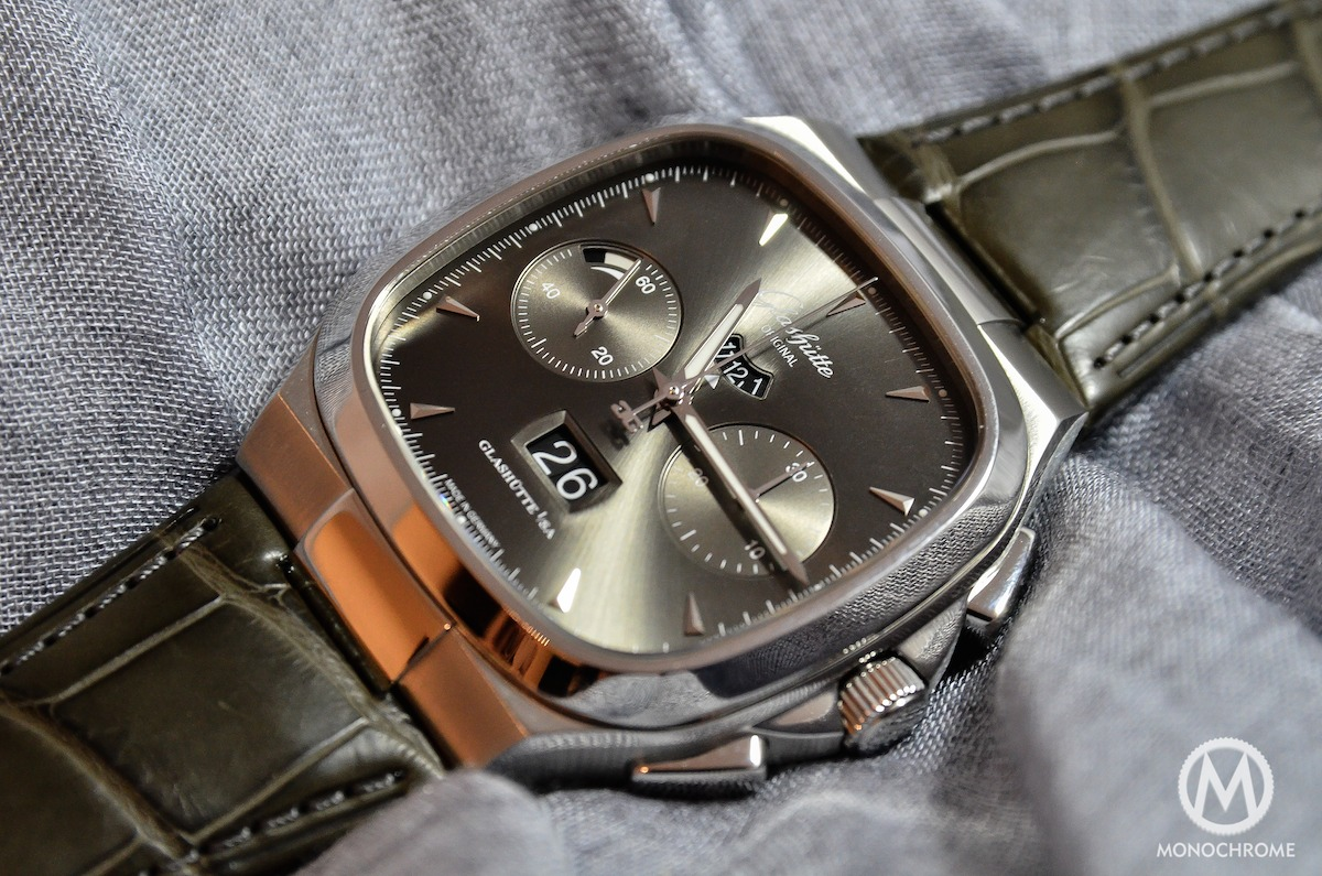 Glashütte Original Seventies Chronograph Panorama Date – Hands-on with LIVE photos and Price