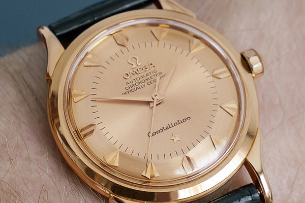 Omega Constellation vintage