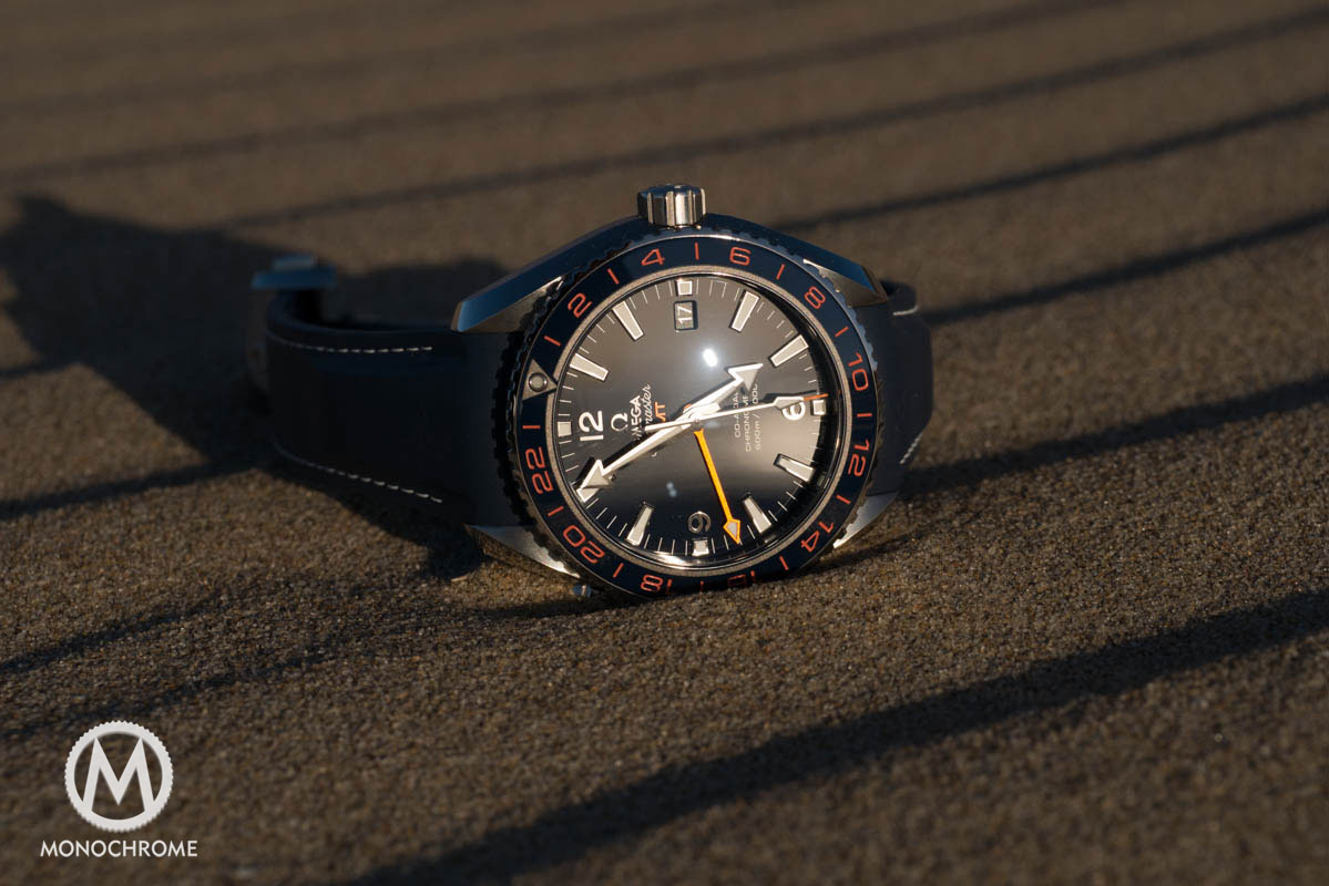 omega seamaster planet ocean 600m co-axial chronometer цена