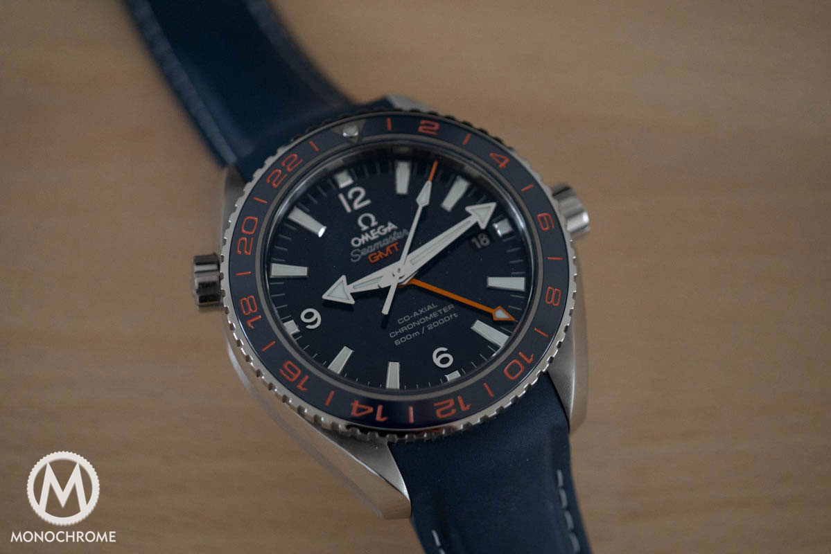 Monochrome Essentials  Reviewing the Omega Seamaster Planet Ocean ... 97209d5591