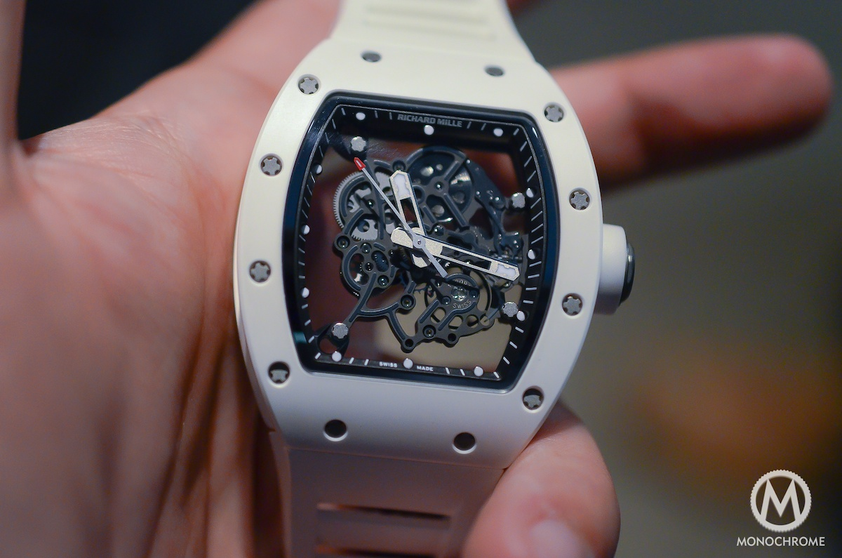 Richard Mille RM 055 Bubba Watson – Hands-on with live photos, specs and price