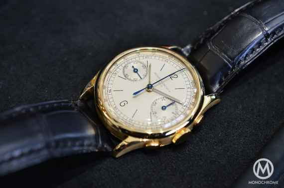 Vacheron Constantin vintage chronograph 4072 - 4