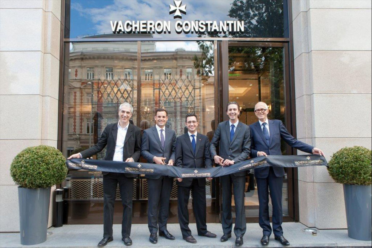 Vacheron Constantin introduces 4 limited editions for Moscow Boutique Opening