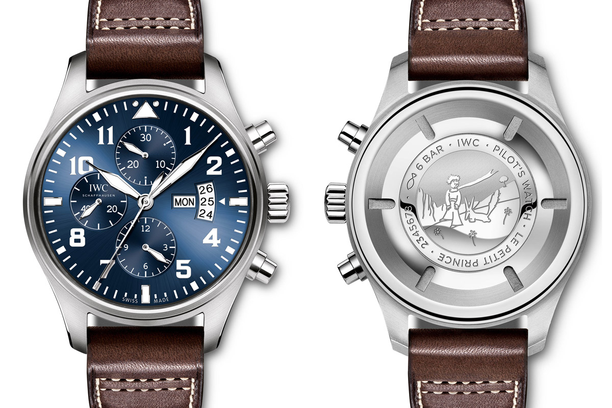 IWC Pilot Watch Chronograph Edition «Le Petit Prince»