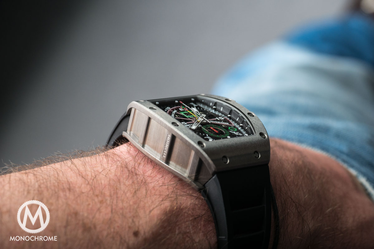 Hands-on with the Richard Mille RM11-01 Roberto Mancini (Photos, Specs and Price)