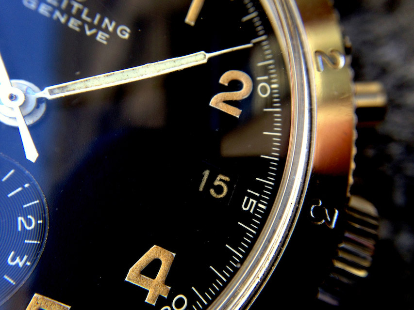 1953 Breitling AVI ref.765 Digital