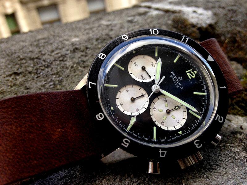 1969 Breitling ref.7650