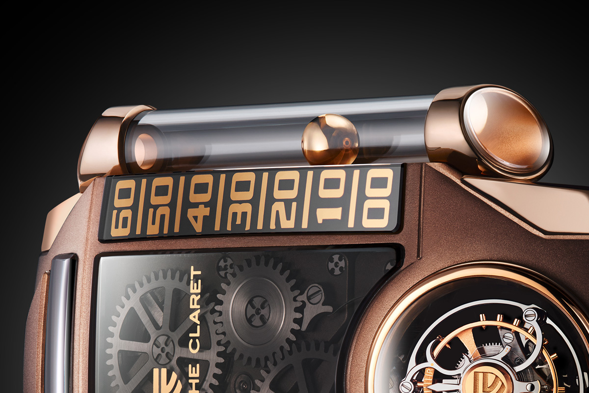Christophe Claret X-TREM-1 Chocolate Brown