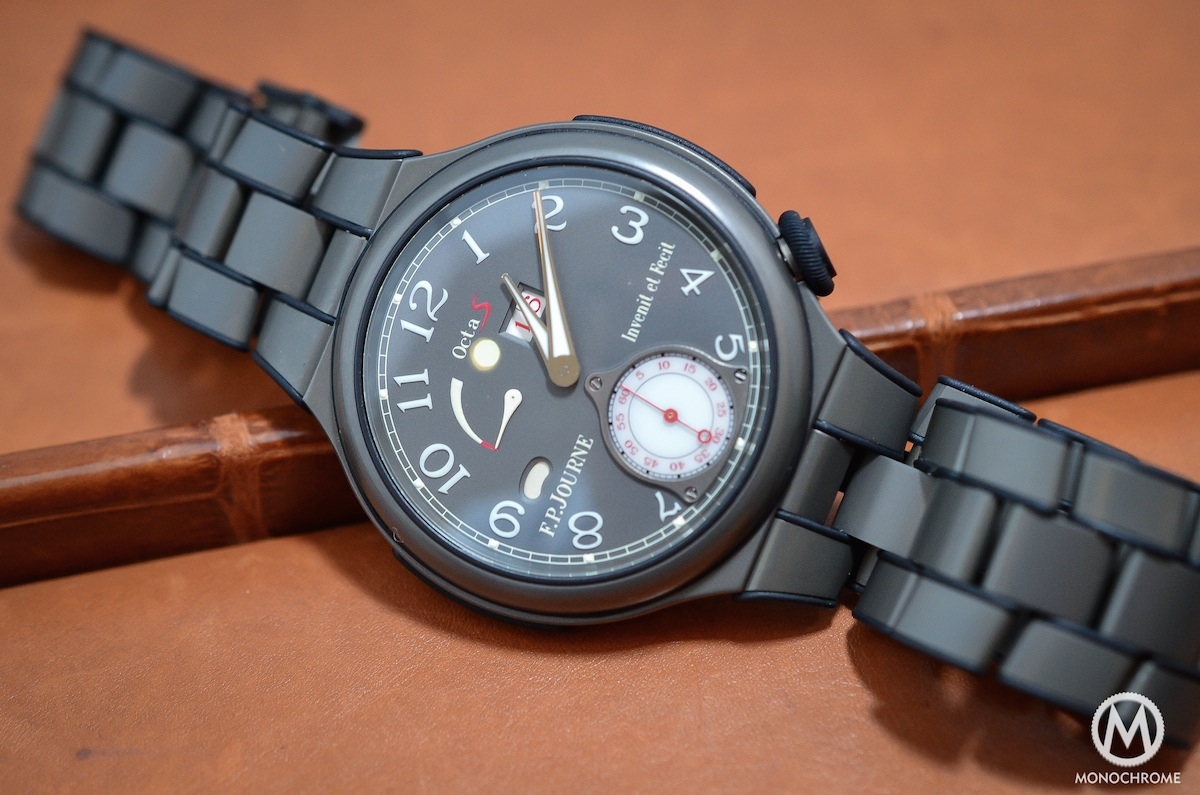 FP Journe Octa Sport Titanium – Hands-On with exclusive live photos, specs and price