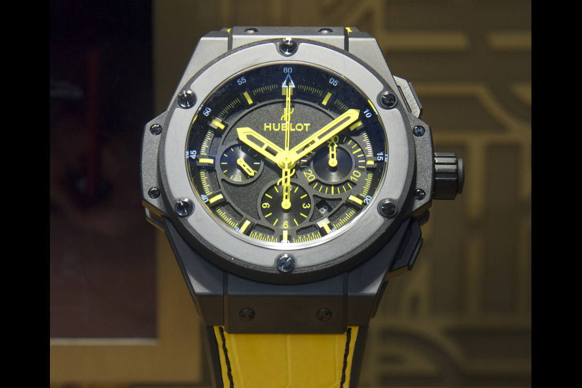 Hublot King Power 692 Bang New York Limited Edition