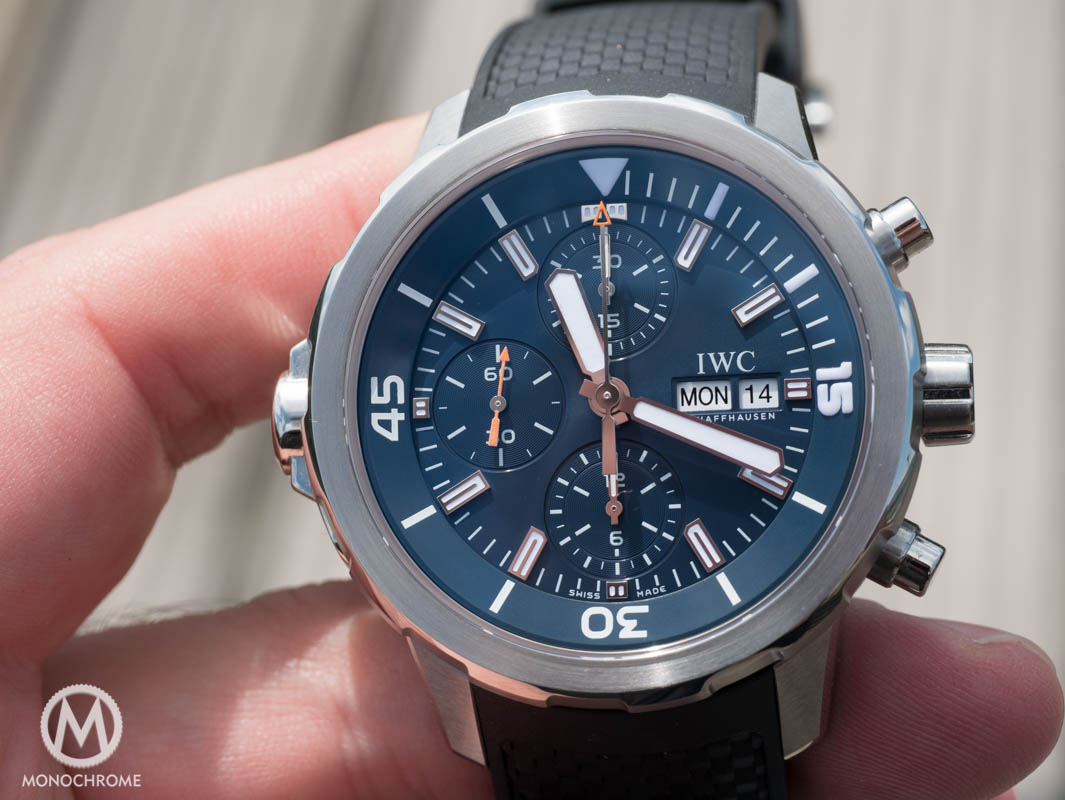 IWC Aquatimer Chronograph Edition Expedition Jacques-Yves Cousteau – REVIEW with exclusive photos, specs and price