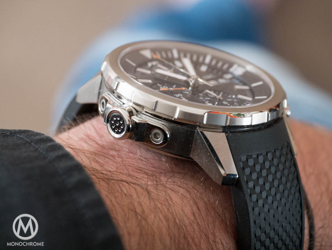 Iwc Aquatimer Chronograph Edition Expedition Jacques Yves