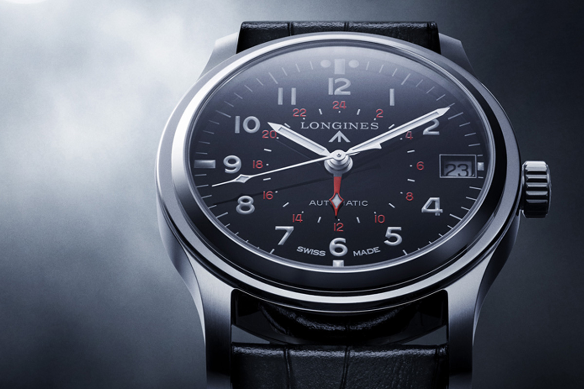 Introducing the Longines Avigation GMT