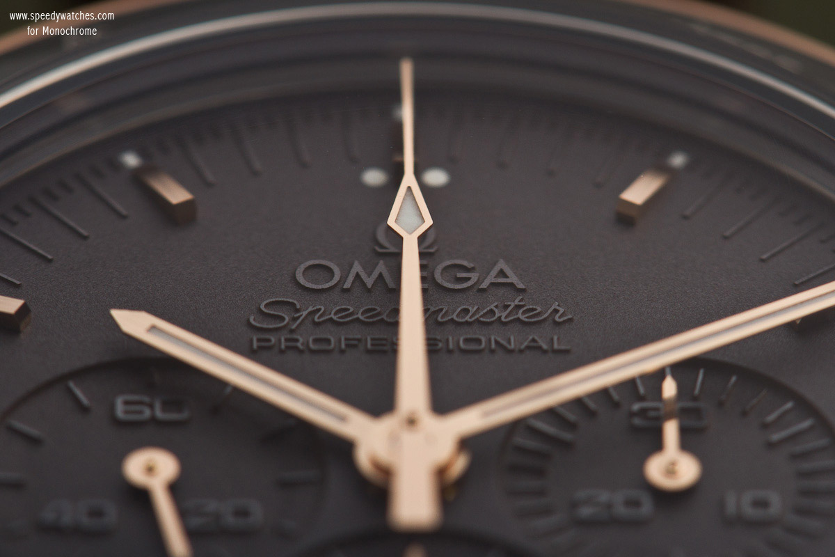 Weekly Watch Photo: Omega Speedmaster to celebrate 45th Anniversary of Apollo 11