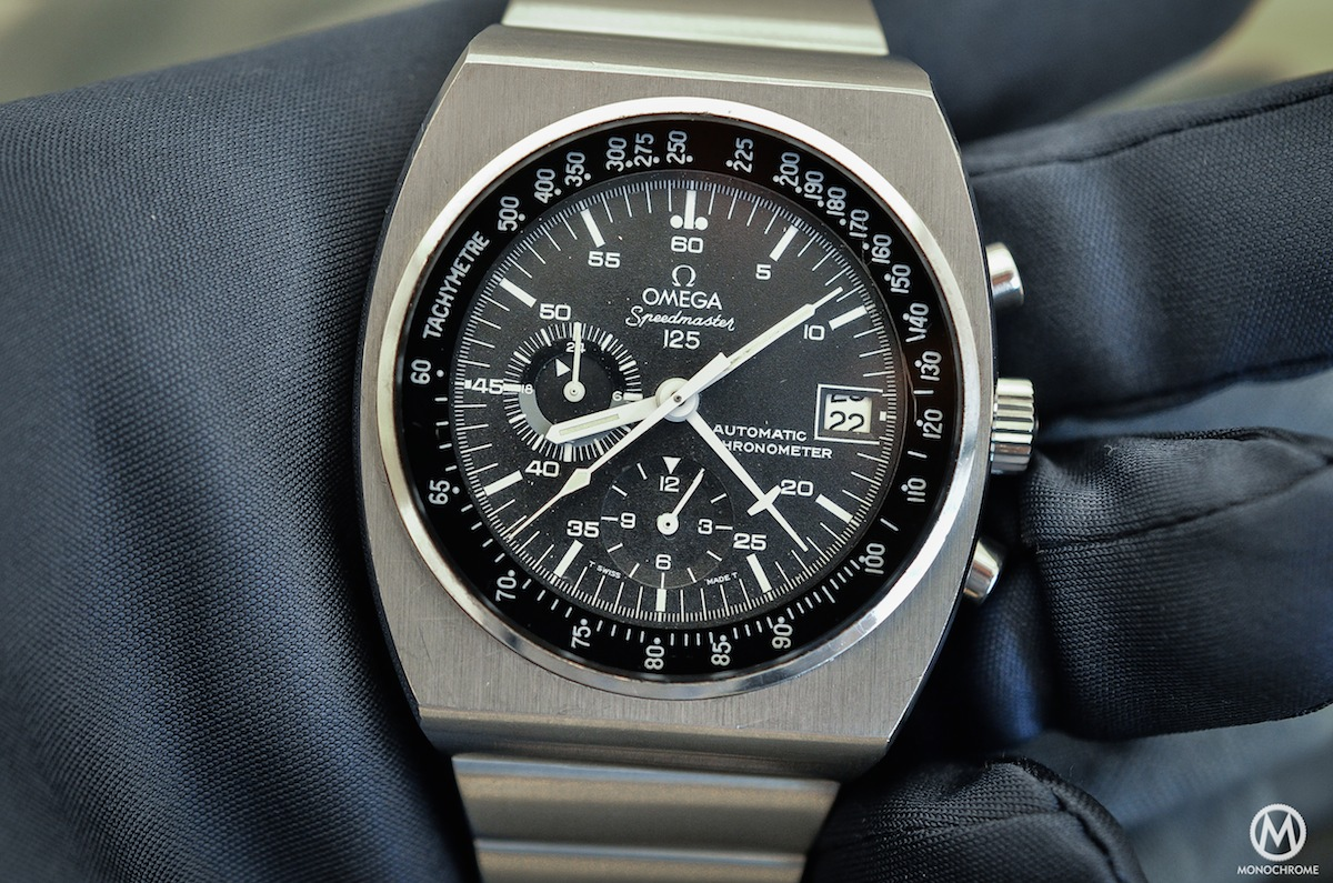 Omega Speedmaster 125 ref. 378.0801 - 3