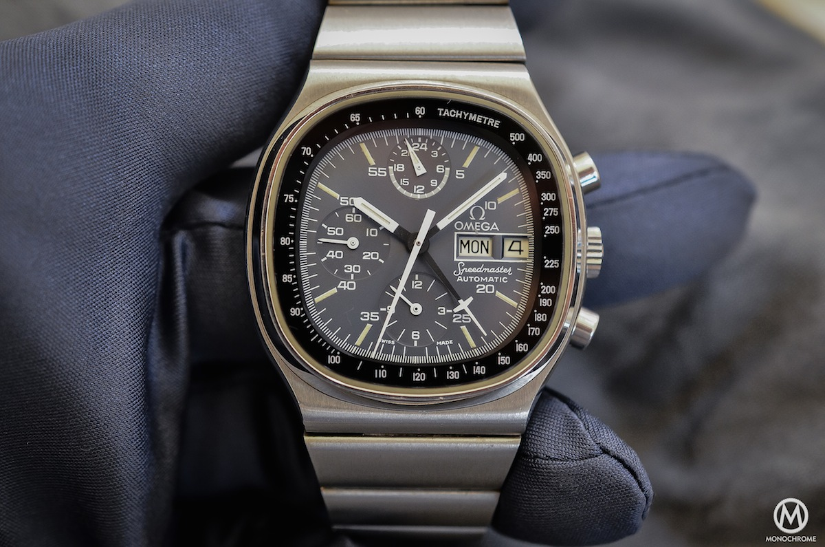 Omega Speedmaster TV dial ref. 176.0014 - 3