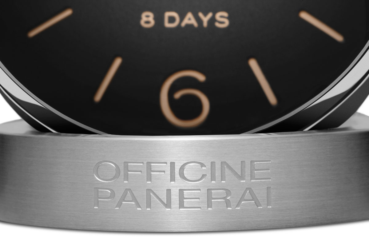 Panerai Table Clock (PAM000581) with in-house Calibre P.5000 (Specs and Price)