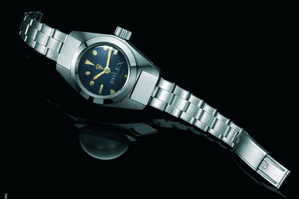 Rolex Challenge Deepsea Trieste